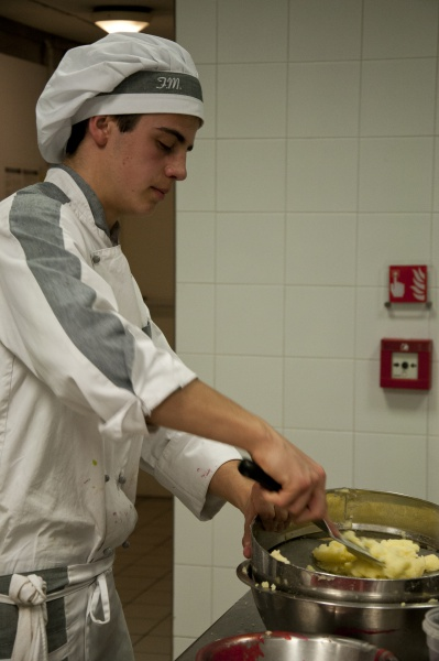 MATTEO FARDIN TEAM JUNIOR CHEF