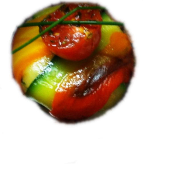 Timballino di verdure